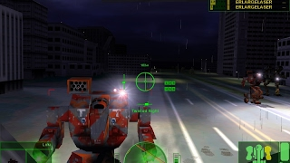MechWarrior 4: Vengeance (PC) longplay 2/2