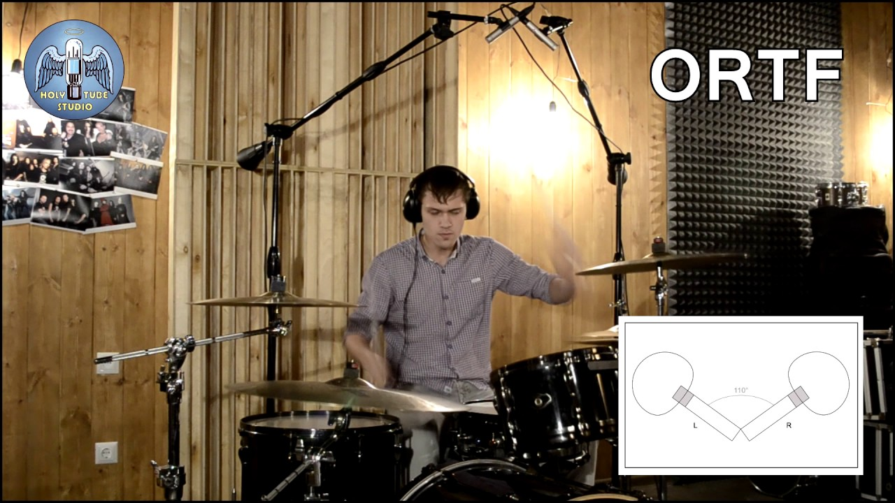 6 drum overhead mic placements youtube. Black Bedroom Furniture Sets. Home Design Ideas
