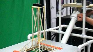 Balsa Wood Tower