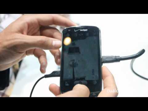 CES Las Vegas 2011 - Samsung 4G LTE