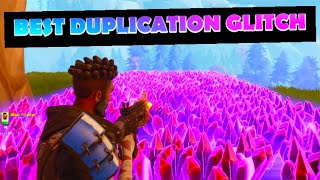 *BEST* INSANE JULY DUPLICATION GLITCH FORTNITE SAVE THE WORLD