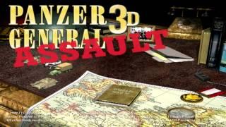 Panzer General 3D Assault - Великобритания. Прохождение за О