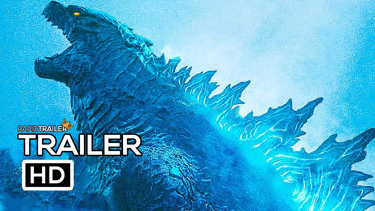 Godzilla 2 Official Trailer  2  2019  Millie Bobby Brown