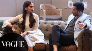 What are Sonam Kapoor and Atul Kasbekar upto in...