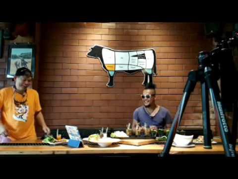 Talui Tamtawan's live broadcast :  Behind The Scene #1 Review @ Konkaset Farm & Restaurant