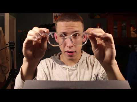 Warby Parker 4 Crystal Frames