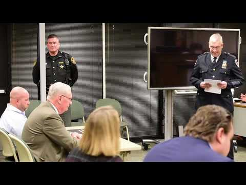 Full Sentencing Hearing of Sheriff Kyle Overmyer of Sandusky County, Ohio
