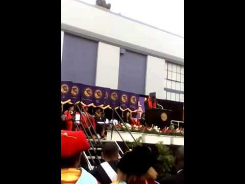 Los Angeles Trade Technical College Graduation Ceremony June 6, 2016