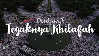 Repeat youtube video DETIK-DETIK TEGAKNYA KHILAFAH