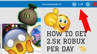 Best Way To Get Free Robux (limited 2018-2020)