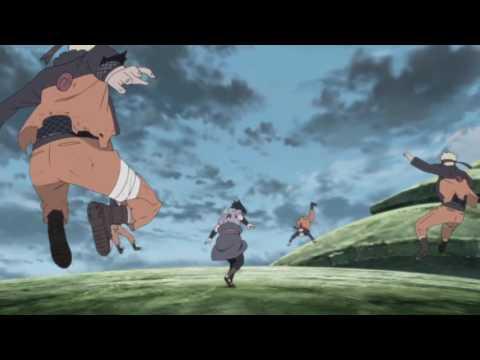 Naruto vs Sasuke Final Fight (Taijutsu) HD