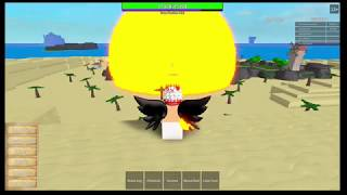 roblox One Piece Legendary bomb fruit showcase