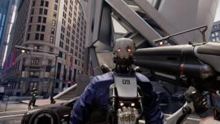 RoboRecall for Oculus Rift and Oculus Trailer