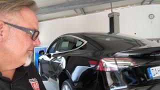 Wow! die Qualität dieses Tesla Model 3 ist sehr gut!