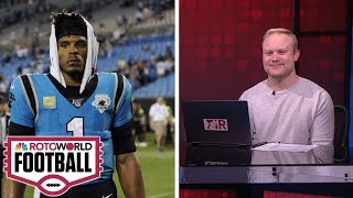 Fantasy Football Week 3 starts and sits, Injury update and TNF preview | Rotoworld Football Podcast