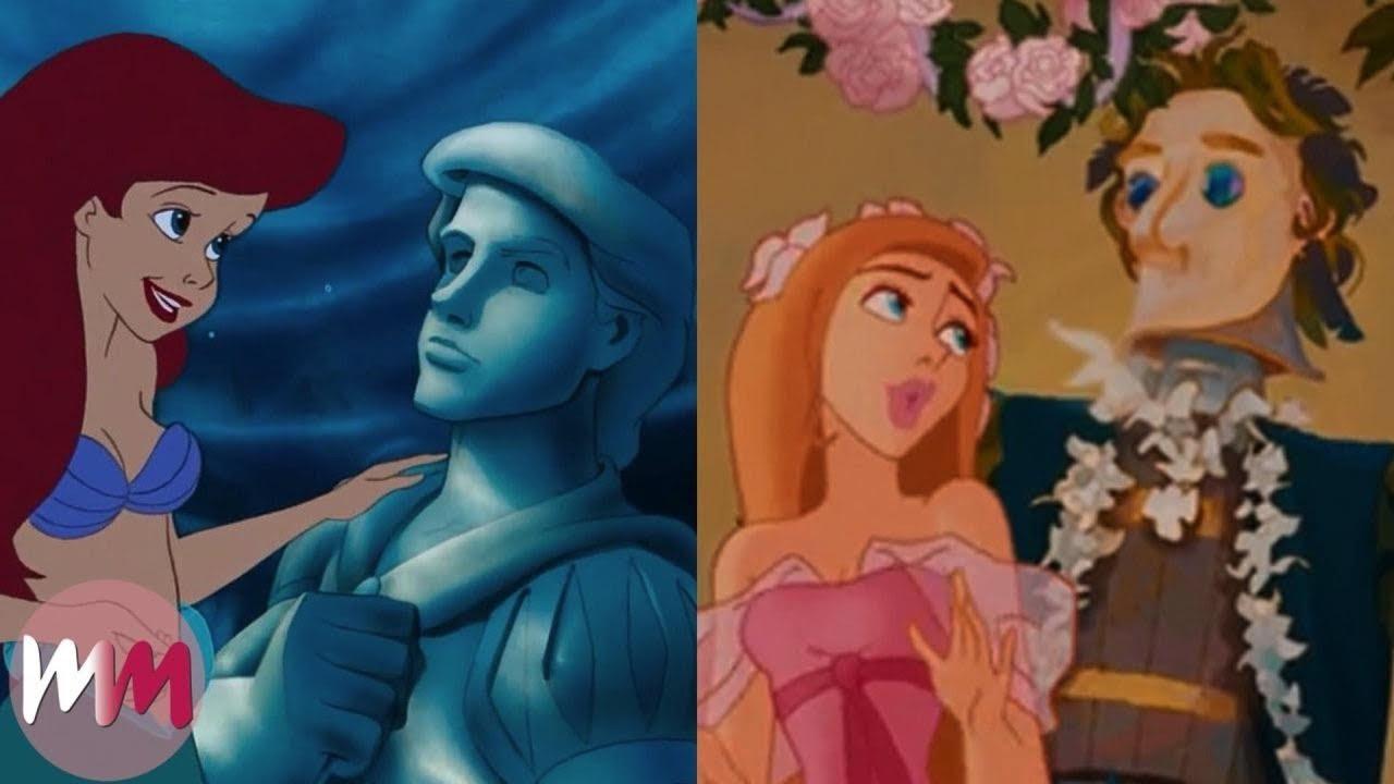 魔法奇缘中十大参照迪士尼的桥段 MsMojo Fi M Top10 Disney References In Enchanted
