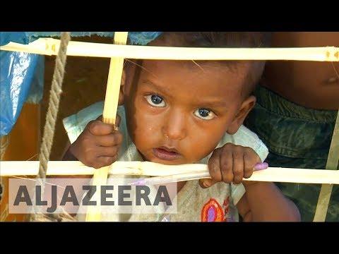 UN humanitarian envoy discusses Myanmar refugee crisis
