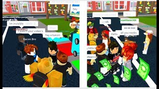 Roblox - Meeting Up With Awesome Fans!!