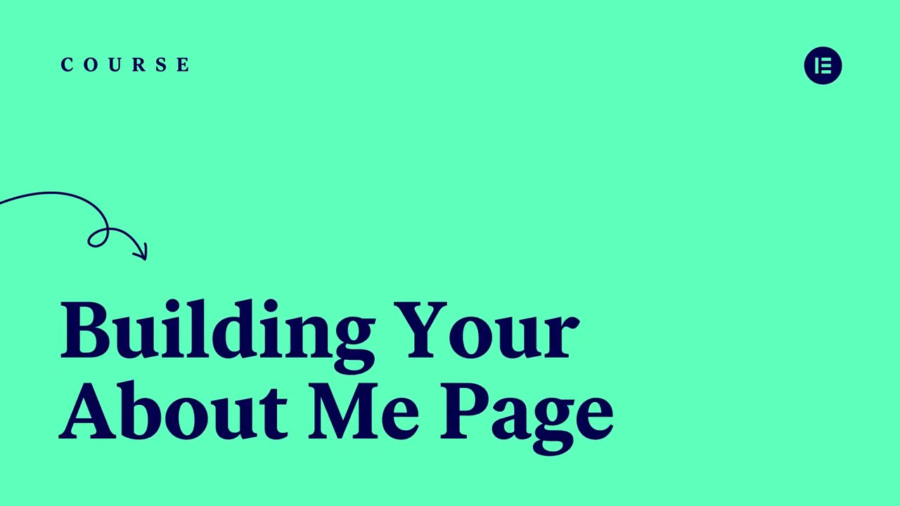 Building Your About Me Page - 11