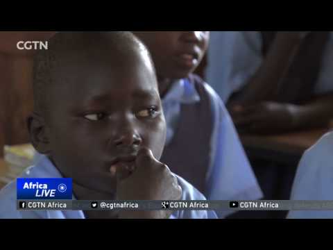 South Sudan Conflict: Peacekeepers protect children