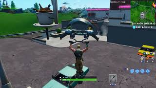 Khe??? Bug FortNITE