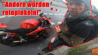 Motorrad KAPUTT? Was würde er tun? 😱 | Kuhlewu