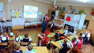 13.10.2014 - Урок толерантности 1Г