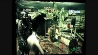 "[PS3] Resident Evil 5 ""Mercenaries Reunion"" SOLO - Excella Gionne - PA: 318,014 part 2"