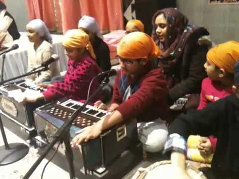 Gurmath class gurdwara baba makhan shah lubana Sikh center