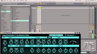 Sound Design TB 303 Acid Bass