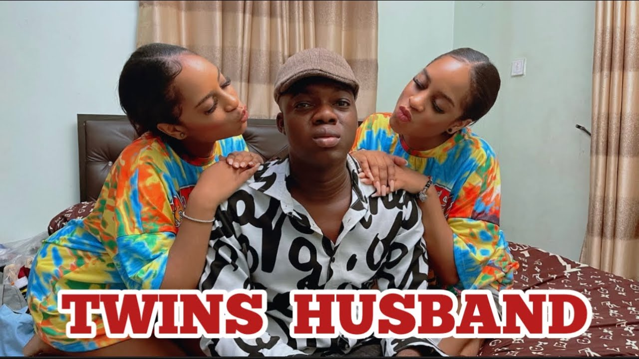 Download TWINS HUSBAND - THECUTE ABIOLA / LAWYER KUNLE LATEST COMEDY