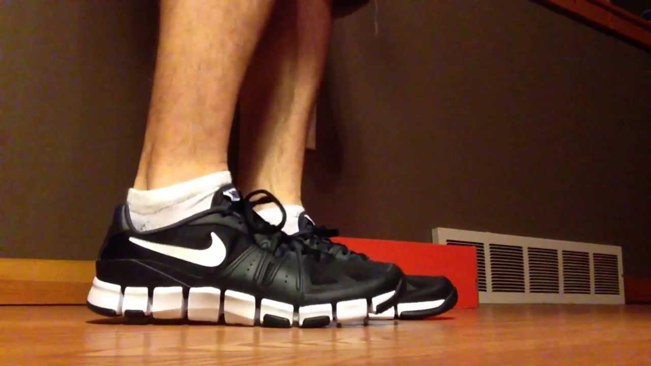 57a70ec4d5fe Nike Training Shoe Review - YouTube