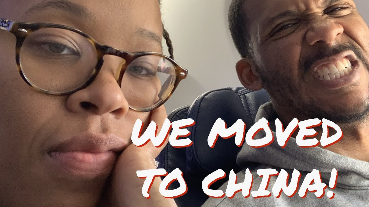 We moved to China  Beijing Jan. 2020