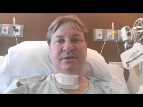 ACDF anterior cervical discectomy day after surgery