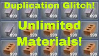 Unlimted Metal duplication Glitch Fortnite Save The World
