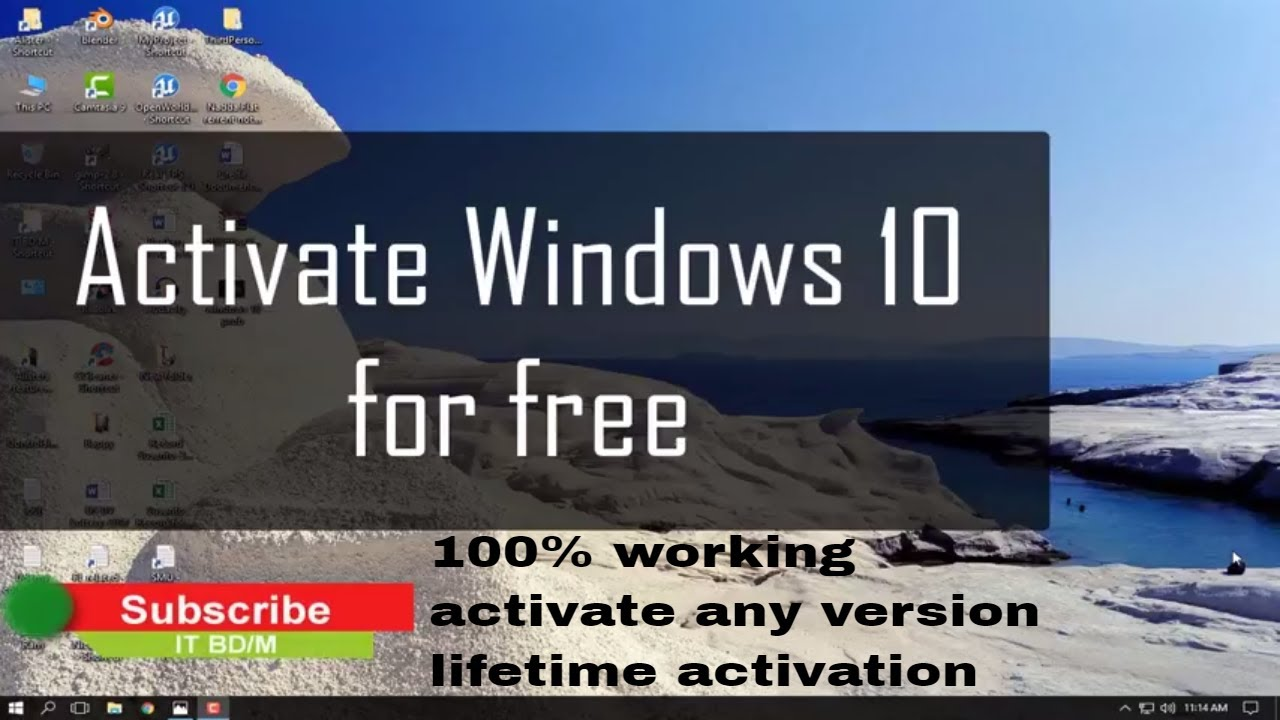 How to activate windows 10 permanently for free 2018 2 min trick how to activate windows 10 permanently for free 2018 2 min trick ccuart Images