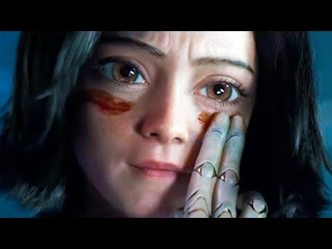 ALITA BATTLE ANGEL Behind The Scenes Featurettes