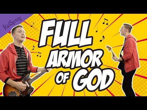 Full Armor of God   Elementary Worship Song