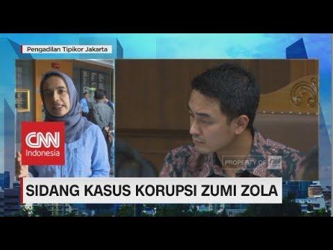 Sidang Kasus Korupsi Zumi Zola; JPU Hadirkan 10 Saksi dari PNS Jambi & Swasta Mp3