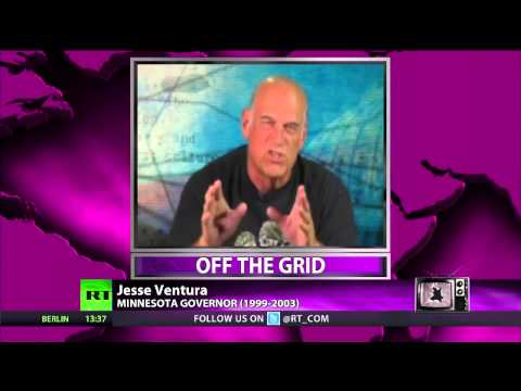 Jesse Ventura: Undeclared martial law in US, should get back to freedoms we've lost since 9/11