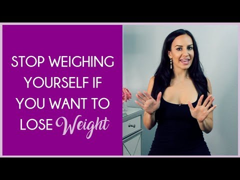 Stop Weighing Yourself If You Want to Lose Weight