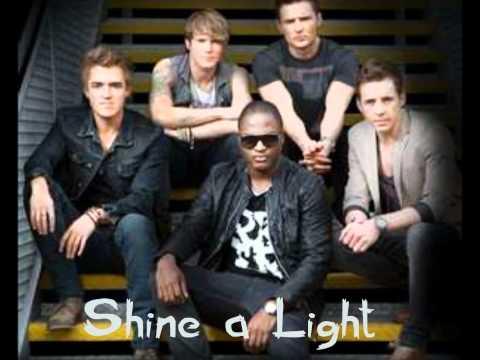 Shine A Light Mcfly Feat Taio Cruz.