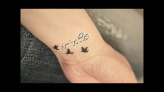 Лучшие татуировки для девушек(, 2016-04-02T17:45:38.000Z)