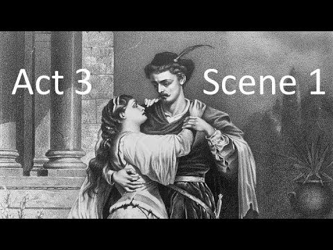 No Fear Shakespeare: Romeo and Juliet Act 3 Scene 1