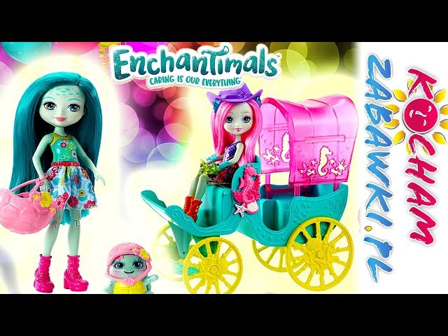 Enchantimals • Prezent dla przyjaciółki • bajki po polsku