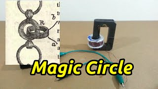 Replicating an Old Experiment on Magnetism