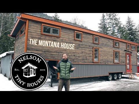 Nelson Tiny Houses presents - The Montana House