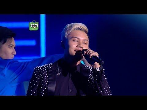 Rizky Febian  Penantian Berharga   from NET 40 presents Indonesian Choice Awards 2017