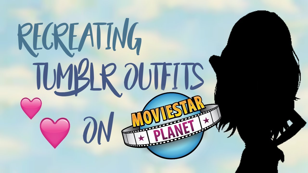 Recreating a Tumblr outfit on MSP!✨ 1