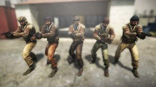 Четыре танкиста и собака в Counter Strike ►  CS GO СОРЕВНОВАТЕЛЬНЫЙ РЕЖИМ